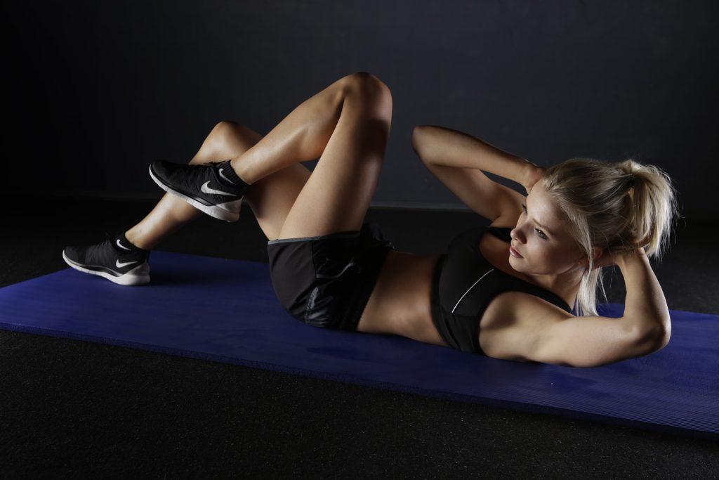 Sport und Muskelaufbau